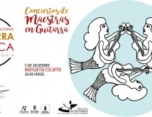 Auditorio Alfredo Krauss / Maestras en Guitarra