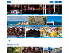 Patronato de Turismo – Diseño Agenda Web
