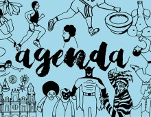 Patronato de Turismo – Ilustraciones Agenda Web